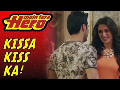 Download Scene From Main Tera Hero | Kissa Kiss Ka HD Mp4 3GP Video and MP3