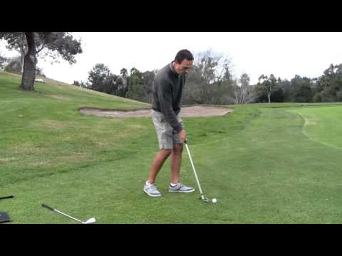 Golf Lessons San Diego Mike Wydra Chips Vs Pitches