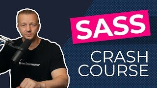 Learn Sass in this Free Crash Course - Give your CSS Superpowers!