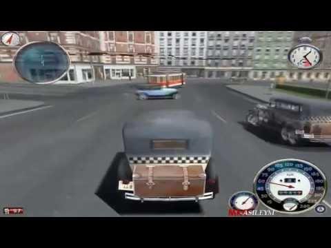 Обзор игры Mafia от канала MKOasileym + Бонус пародия на TopGear