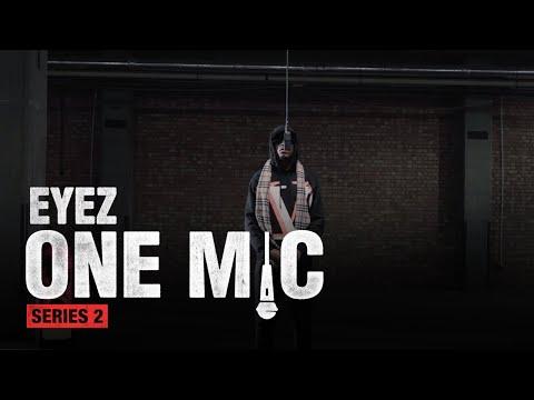 Eyez – One Mic Freestyle | GRM Daily
