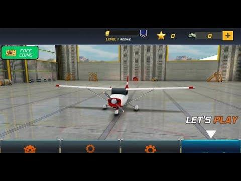 《飛行員駕駛模擬》手機遊戲玩法與攻略教學!