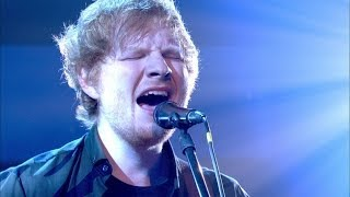 Ed Sheeran - Thinking Out Loud - Later... with Jools Holland - BBC Two
