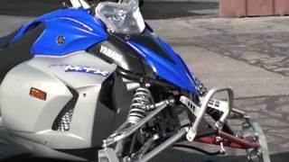 9. 2008 Yamaha Phazer