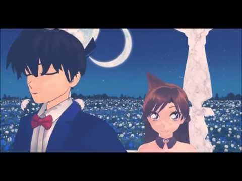 [MMD x Detective Conan] Ran Mouri & Shinichi Kudo - Anything You Can Do I Can Do Better (видео)