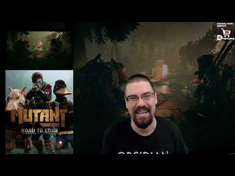 Cohh Gives His Thoughts About Mutant Year Zero: Road To Eden