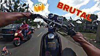 Video Haciendo caballito o Wheelie por las calles  Cg 200cc😱 |ANDERSON ACEVEDO MP3, 3GP, MP4, WEBM, AVI, FLV Desember 2018