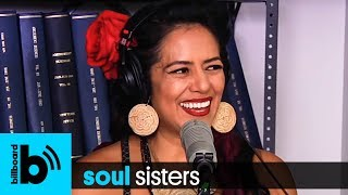 Subscribe for The Latest Hot 100 Charts & ALL Music News! ►► https://bitly.com/BillboardSubBillboard News: New Channel, Same Awesome ►► http://bit.ly/DailyMusicNewsGrammy-winning singer/songwriter Lila Downs joins Billboard's Soul Sisters podcast to tell us why she felt compelled to make her new album, Salón, Lágrimas y Deseo, as a response to the election of Donald Trump.Visit our website for the latest charts and all things music: https://www.billboard.com/Like us on Facebook: https://www.facebook.com/BillboardFollow us on Twitter: https://twitter.com/billboard Follow us on Instagram: https://www.instagram.com/billboard/