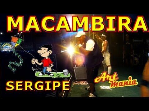 Art Mania em Macambira - A Pipa