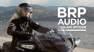 6. BRP Audio Can-Am Spyder 2018