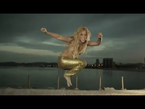 Shakira Hot Romantic  Video Song