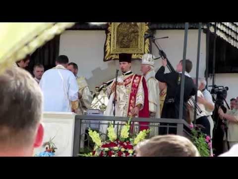 Всеукраїнська патріарша проща до Галицької чудотворної ікони Матері Божої в с. Крилос (Давній Галич)