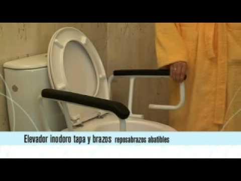 Elevador Inodoro Estabilidad Óptima