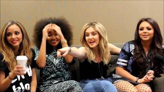 The Permanent Rain Press Interview with Little Mix