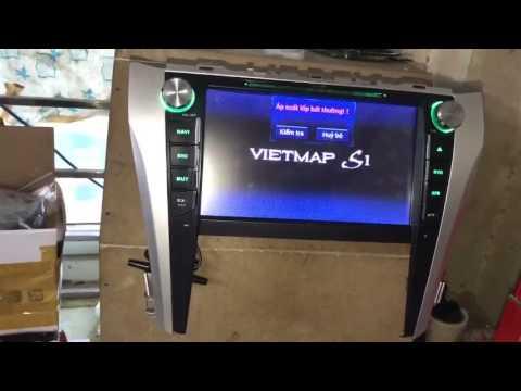 Cảm biến áp suất lốp tích hợp màn hình DVD theo xe