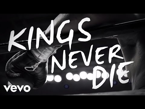 Kings Never Die Lyric Video [OST by Eminem Feat. Gwen Stefani]