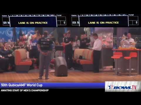 2014 QubicaAMF World Cup – Men's Semifinal and Final