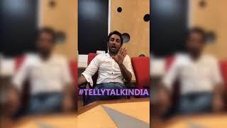 Video Zubair Khan LIVE on Telly Talk India Facebook | Bigg Boss 11 MP3, 3GP, MP4, WEBM, AVI, FLV Oktober 2017
