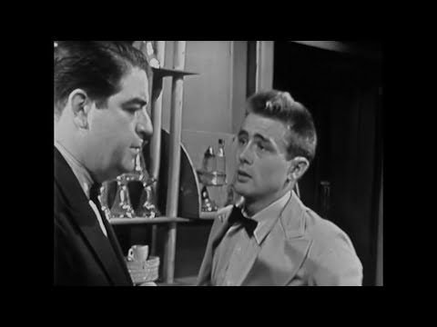 James Dean Rare Tv Show Run Like A Thief