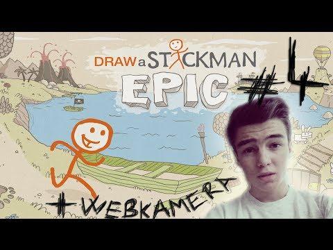 CZ | Draw A Stickman: Epic | #4 - Poslední naštvanej díl