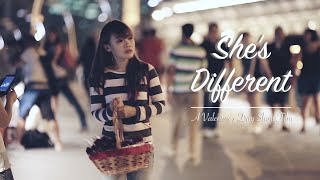 Video She's different | A Valentine's Day Short Film | EVALEE LIN MP3, 3GP, MP4, WEBM, AVI, FLV Juli 2018