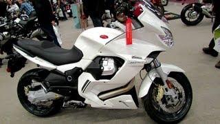 10. 2013 Moto Guzzi Norge GT-8V - Walkaround - 2013 Montreal Motorcycle Show