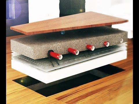 Top Heating - podlahové topení - instalace, komponenty