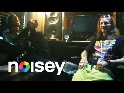 noisey - You Should Subscribe Here Now: http://bit.ly/VErZkw A$AP Rocky and Riff Raff discuss regional scenes and the best kind of purple drink. Check Out A$AP Rocky ...
