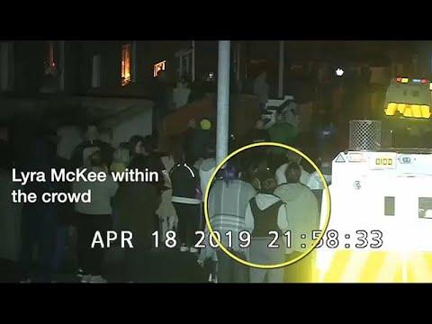 Δυο συλλήψεις στη Β.Ιρλανδία για τη δολοφονία δημοσιογράφου…