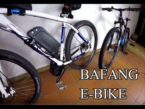 Come Montare Installazione BAFANG Motore E-BIKE Elettrico Bici MTB Btwin kit Pedaleta Assisitita