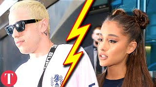 Video Ariana Grande Breaks Up With Pete Davidson After This MP3, 3GP, MP4, WEBM, AVI, FLV Oktober 2018