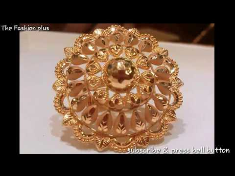 Latest Light Weight Stylish & Classic BRIDAL FINGER GOLD RINGS DESIGNS with Weight and Price