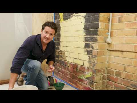 Spraypainting a Wall | The Home Team S5 E19