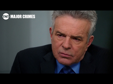 Major Crimes Season 4 (Winter Season Promo)