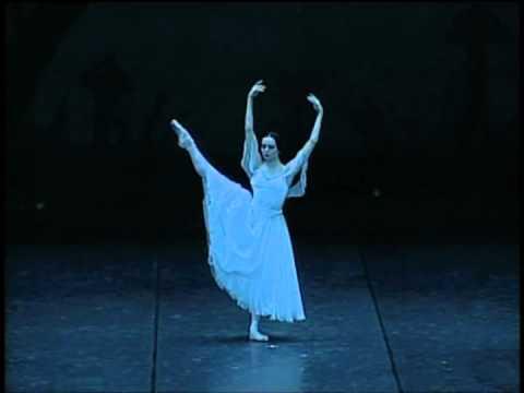 東京バレエ団「ジゼル」ディアナ・ヴィシニョーワ/The Tokyo Ballet