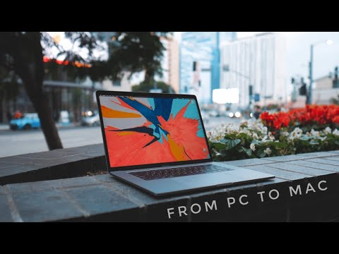 2018 MacBook Pro: Switching from PC to Mac in 2019.