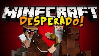 Minecraft: Desperado - WESTERN DRUNKS w/ Generikb Part 5 (HD)