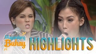 Video Magandang Buhay: Toni and Alex demonstrate the stages of Mommy Pinty's anger MP3, 3GP, MP4, WEBM, AVI, FLV Agustus 2018