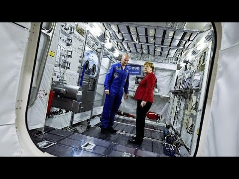 Ευρωπαίος ο διοικητής στον Διεθνή Διαστημικό Σταθμό το 2018