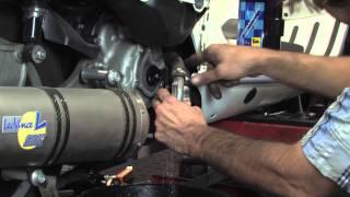 9. Vespa GTS Coolant Flush