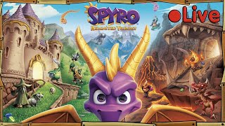 Spyro - Reignited Trilogy - • Live