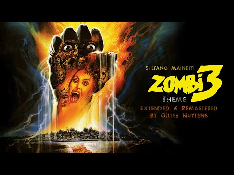Stefano Mainetti - Zombi 3 - Theme [Extended & Remastered by Gilles Nuytens]
