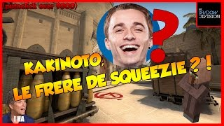 KAKINOTO, LE FRERE DE SQUEEZIE ?! (CSGO) (putaclick over 9000)