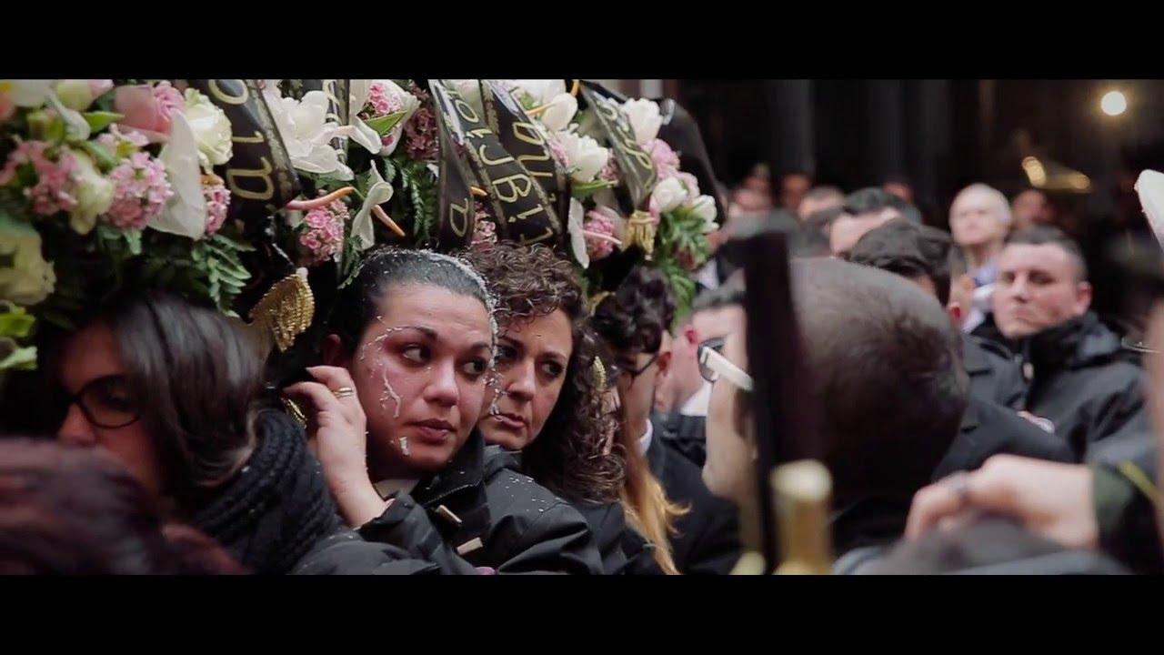 Trailer Processione dei Misteri | Trapani | 2016