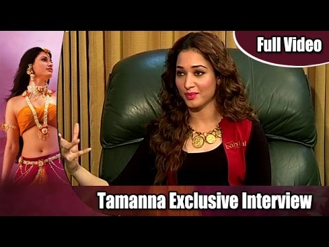 Exclusive Interview with Milky Beauty Tamanna about Baahubali