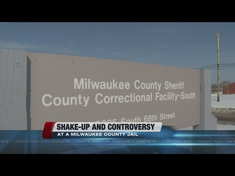 New corrections administrator being barred from facility by Sheriff Clarke