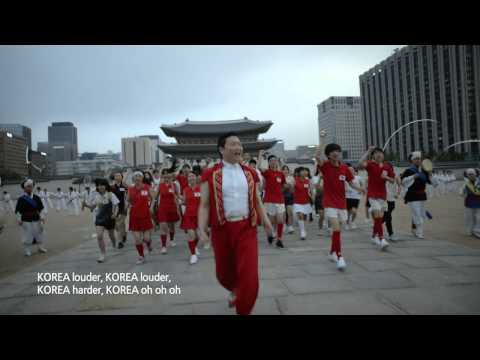 PSY - Korea lyrics