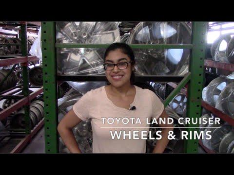 Factory Original Toyota Land Cruiser Wheels & Toyota Land Cruiser Rims – OriginalWheels.com