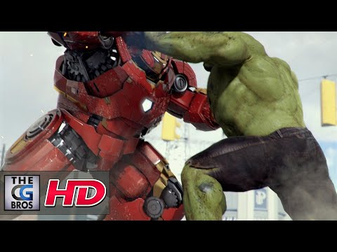 gratis download video - CGI-3D-Animated-Short-IRON-MAN-GAMMA-PROTOCOL---by-Anthony-Mcgrath