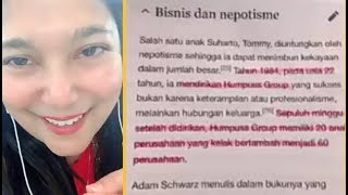 """Video Tante Jepang bicara tentang Gurita Bisnis Tommy """"Pangeran Cendana"""" Suharto MP3, 3GP, MP4, WEBM, AVI, FLV April 2019"""